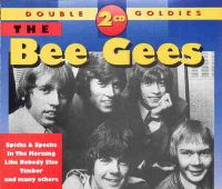 Cover Bee Gees - Double Goldies [2 CD]